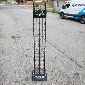 Korbel bottle rack for Sale in Colton, CA