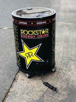 Rockstar Energy electric cooler for Sale in Wichita, KS