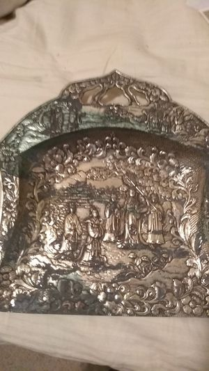 Antique silver plated table sweep for Sale in Bellevue, WA