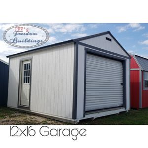 SALE: New Lelands Sheds +portable buildings, Purchase or Rent to own, no credit check. FREE DELIVERY!! for Sale in Manor, TX