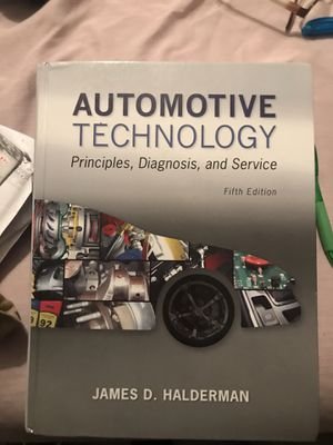 Automotive technology 5th edition for Sale in Houston, TX