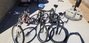 """26"""" bicycle bike bicycles three bicycles three bikes adult bikes adult bike kids bike mountain bike trail bike sports bike exercise bike for Sale in Phoenix, AZ"""