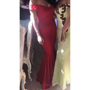 Long Red Formal Dress for Sale in Oceanside, CA