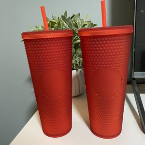 Starbucks Red Tumbler Cups for Sale in Los Angeles, CA