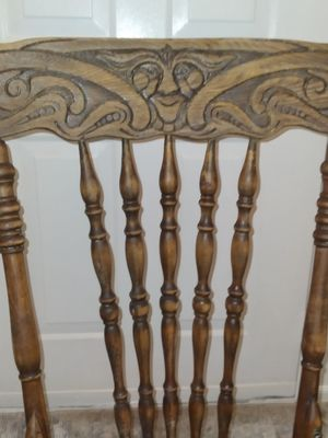 New Orleans Jester antique chair for Sale in Virginia Beach, VA
