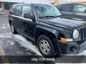 2007 Jeep Patriot for Sale in Sterling Heights, MI