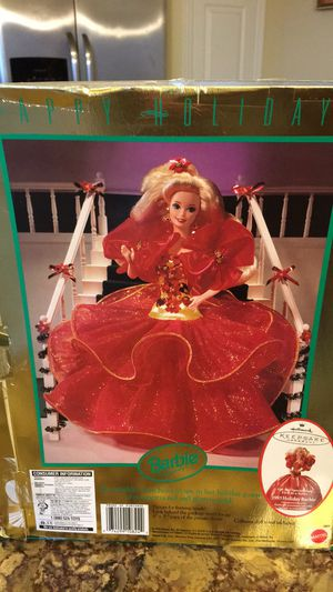 1993 holiday Barbie new in box for Sale in Pennsdale, PA