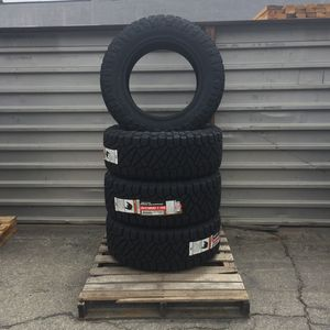 Nitto Ridge Grappler 35x12.50R20LT Tire, for Sale in Montclair, CA