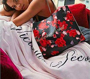 Victoria's Secret Logo Script Cozy Light Pink Blanket for Sale in Phoenix, AZ