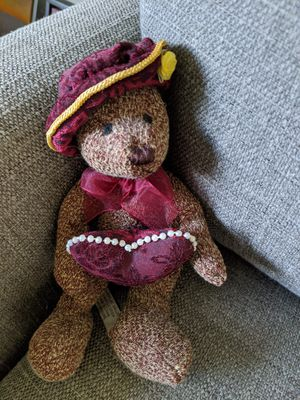 Small teddy bear. for Sale in Auburn, WA