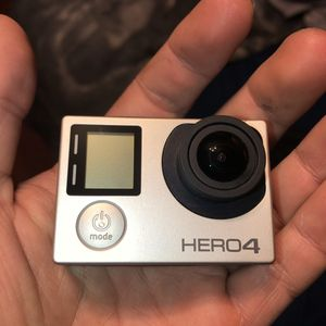 GoPro Hero 4 silver edition for Sale in Brentwood, CA