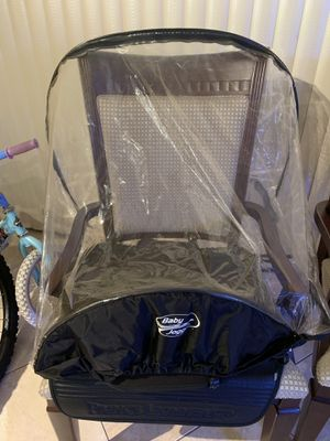 Baby Jogger Double Stroller Rain Protector for Sale in Hollywood, FL
