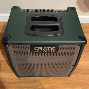Crate Acoustic CA-15 Guitar Amplifier for Sale in Fremont, CA