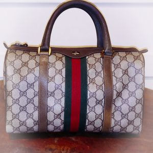 Authentic Vintage GUCCI Speedy Dr. Bag for Sale in Lake Elsinore, CA