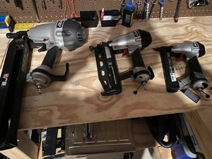Porter Cable Pneumatic Nail Guns for Sale in North Ridgeville, OH