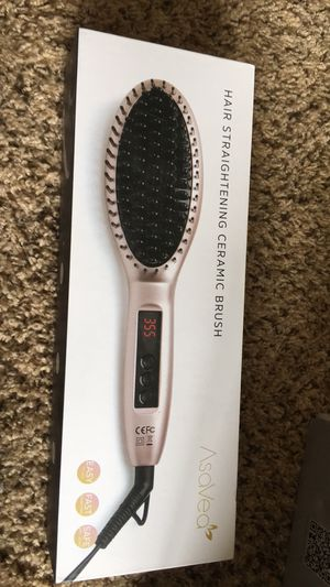 New brush hair straightener for Sale in Kansas City, MO