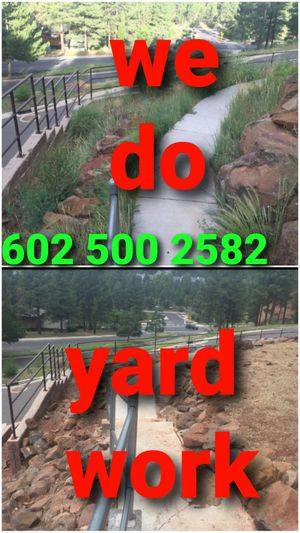 Yard🌳work for Sale in Tolleson, AZ