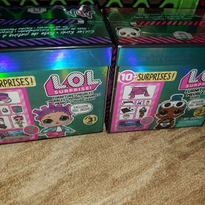 LOL SURPRISE NEW IN BOX $20 BOTH for Sale in Pflugerville, TX