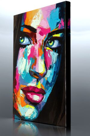 LARGE SCALE canvas art print for Sale in Los Angeles, CA
