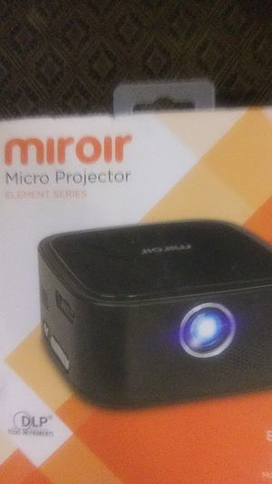 Mirror micro projector for Sale in Paducah, KY