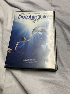 Dolphin Tale DVD for Sale in South Windsor, CT