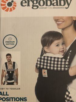 Ergobaby All Position Carrier for Sale in Orlando,  FL