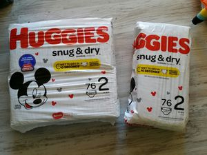 Size 2 Diapers (pending) for Sale in Stanwood, WA