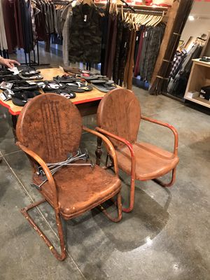 Antique refurbished chairs for Sale in St. Louis, MO