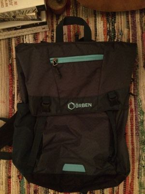 Orben laptop backpack for Sale in Wilmington, NC