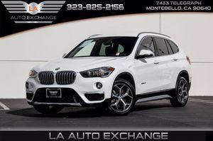 2018 BMW X1 for Sale in Montebello, CA
