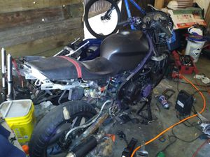2 cbr600f1 parts bikes for Sale in Portland, OR