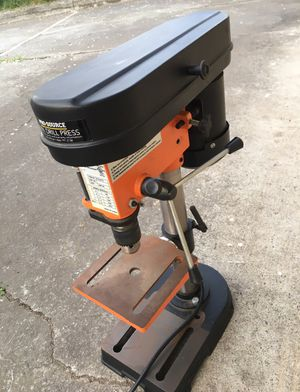"5 speed 8"" drill press for Sale in San Jose, CA"