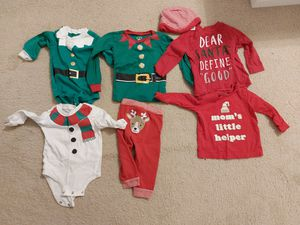 Kids Christmas Clothes for Sale in Alexandria, VA