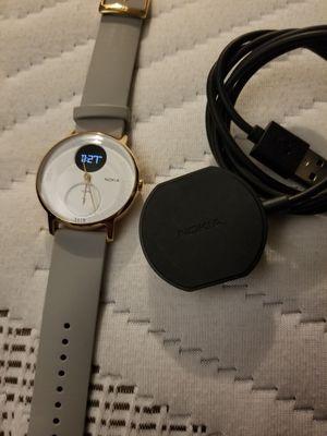 Nokia watch for Sale in Durham, NC