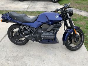 BMW K750S cafe racer style retro for Sale in Kissimmee, FL