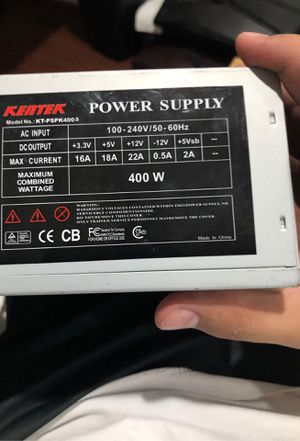 Power supply for Sale in Sterling, VA