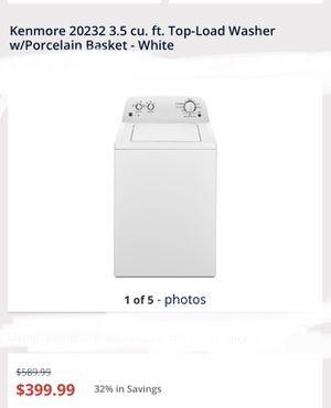 Kenmore Washer & Dryer set for Sale in Philadelphia, PA