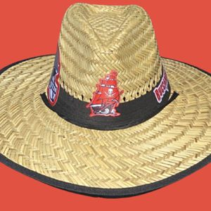 Tampa Bay Buccaneers straw hat (Great Gift 🎁) Same Day Shipping If Paid By 3pm (I Also Have Other Team's) for Sale in Tampa, FL