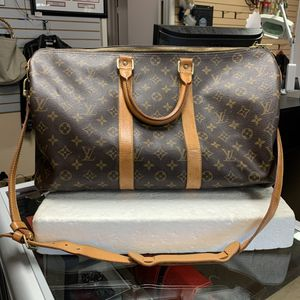 Louis Vuitton Keepall 45 Bandouliere Duffle Bag for Sale in Scottsdale, AZ