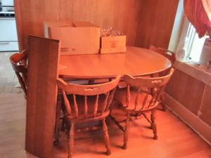Kitchen table and chairs for Sale in Little River, KS