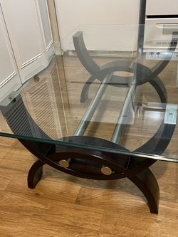 Glass Coffee Table for Sale in Lake Oswego,  OR
