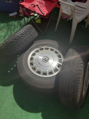 Buick Century rims and tires for Sale in Fresno, CA