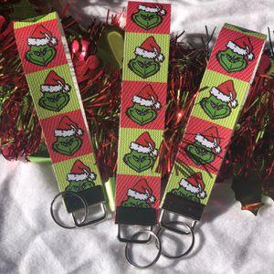 Grinch Keychain Wristlets for Sale in Glen Burnie, MD