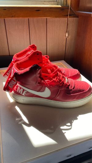 supreme air force 1 for Sale in Laurel, MD
