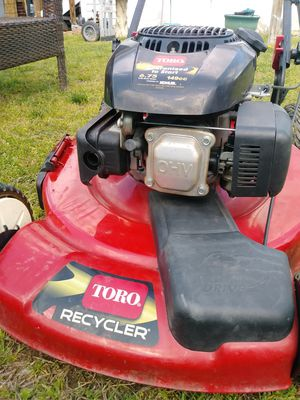Lawn mowe.recycler.with track. for Sale in Mount Rainier, MD