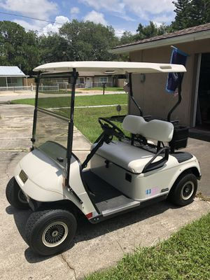 EZGO GOLF CART EXCELLENT OPERATING CONDITION 1999 for Sale in New Port Richey, FL