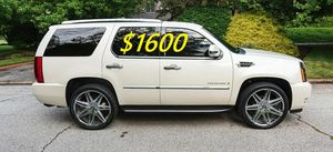 🔥🔥🔑🔑$1.600🔑🔑 For Sale URGENT 🔑🔑Suv 2008 Cadillac AWD 4x4 LE-EDITION🔑🔑🔥 for Sale in San Diego, CA