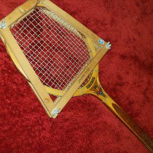 Regent Flight Wooden Tennis Racket for Sale in Long Beach, CA