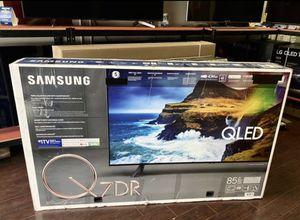 "85"" SAMSUNG 4K HDR SMART TV 240Hz for Sale in Ontario, CA"