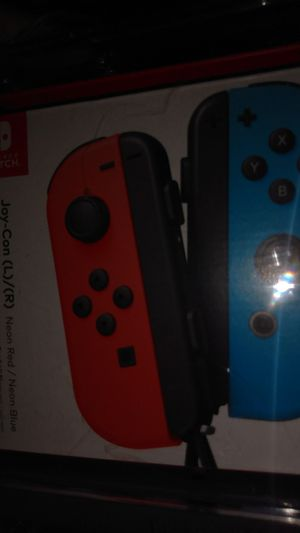Brand New switch controller blue & red for Sale in Chesapeake, VA